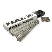 Halo Spokes - Stainless Steel