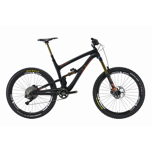 Alchemy Arktos 27.5 [Size: Small] [Colour: Black/Gold]