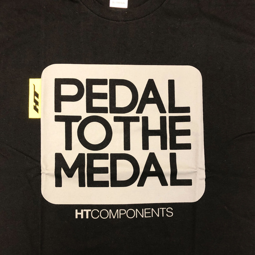 HT Components - T Shirt [Colour: Black] [Size: XLarge]