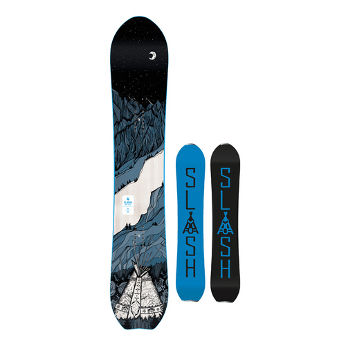 Slash Snowboards - Narwal Straight [Size: 159]