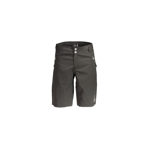 Maloja Shorts - Sonnhart [Size: Small] [Colour: Charcoal]