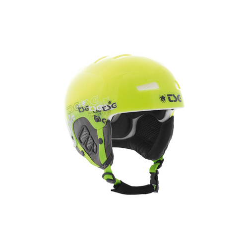 TSG Snow Gravity - Clear Green [Size: S/M (54-56cm)]
